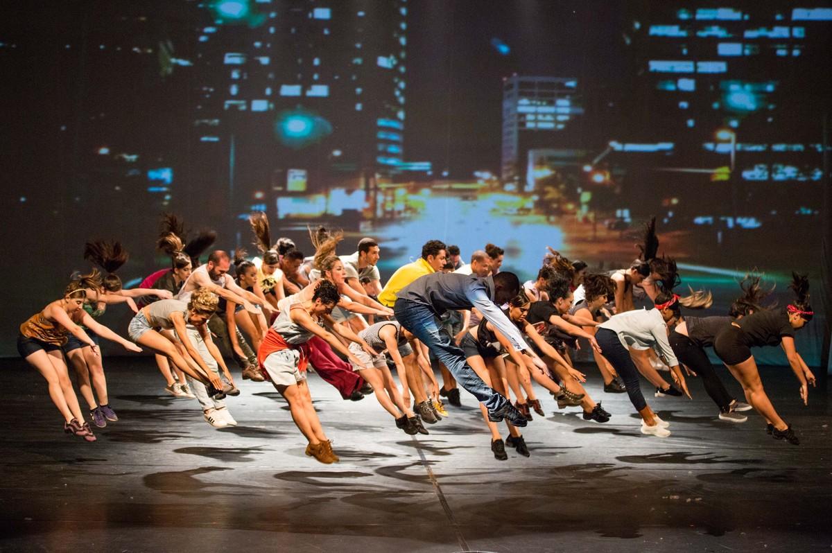 Ginásio de Indaiatuba recebe festival de dança inspirado em musical da Broadway
