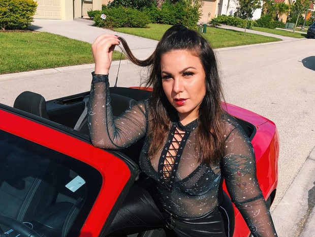 Maria Cláudia (Foto: Instagram/Reprodução)
