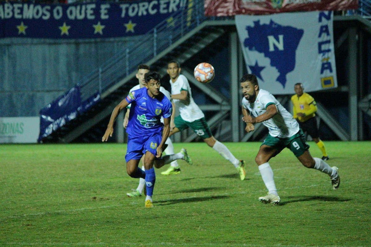 2cd40211f09c2 Nacional entra com pedido no TJD para impugnar final do returno contra o  Manaus