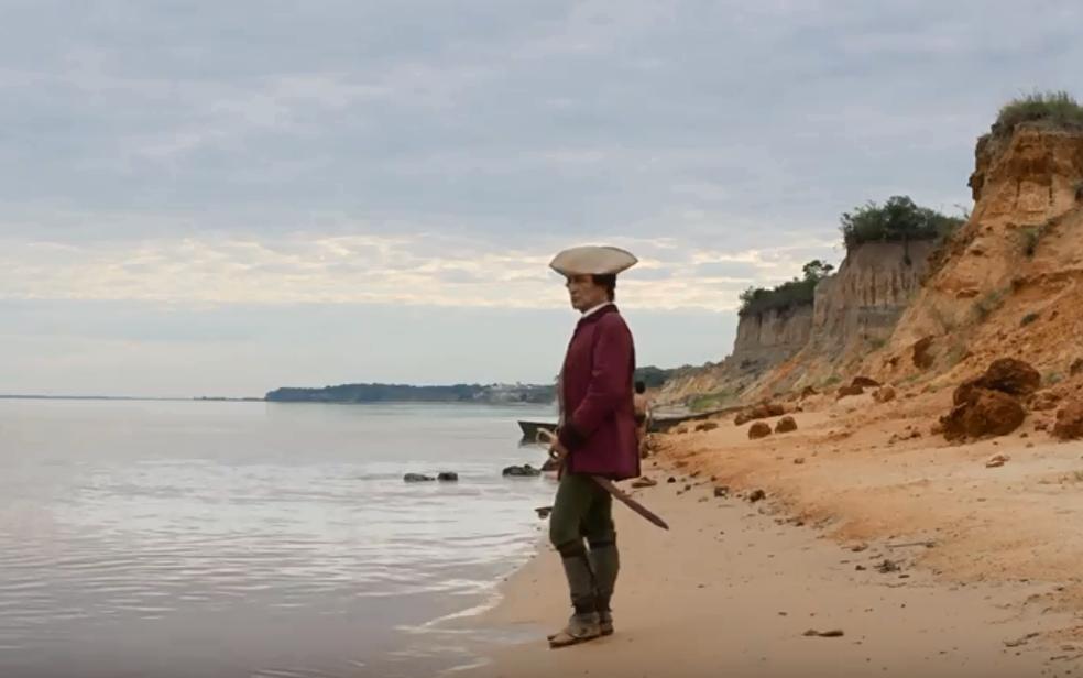 Cena do filme 'Zama', da diretora argentina Lucrecia Rodrigues, lançado em 2018 (Foto: Zama/YouTube/Reprodução)