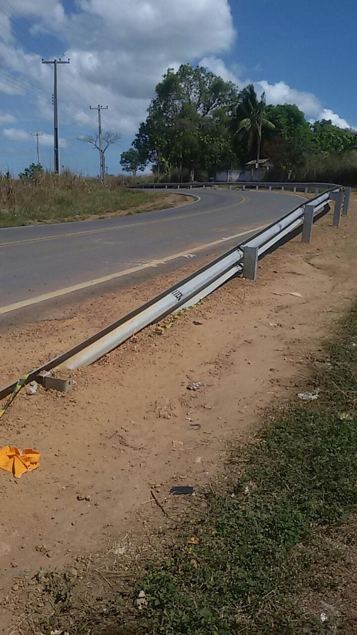 Mulher morre e homem fica ferido em acidente de moto no Cantá, Norte de RR