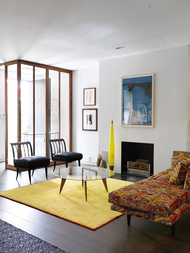 10 ambientes em que os tapetes fizeram toda a diferença (Foto: Reprodução)