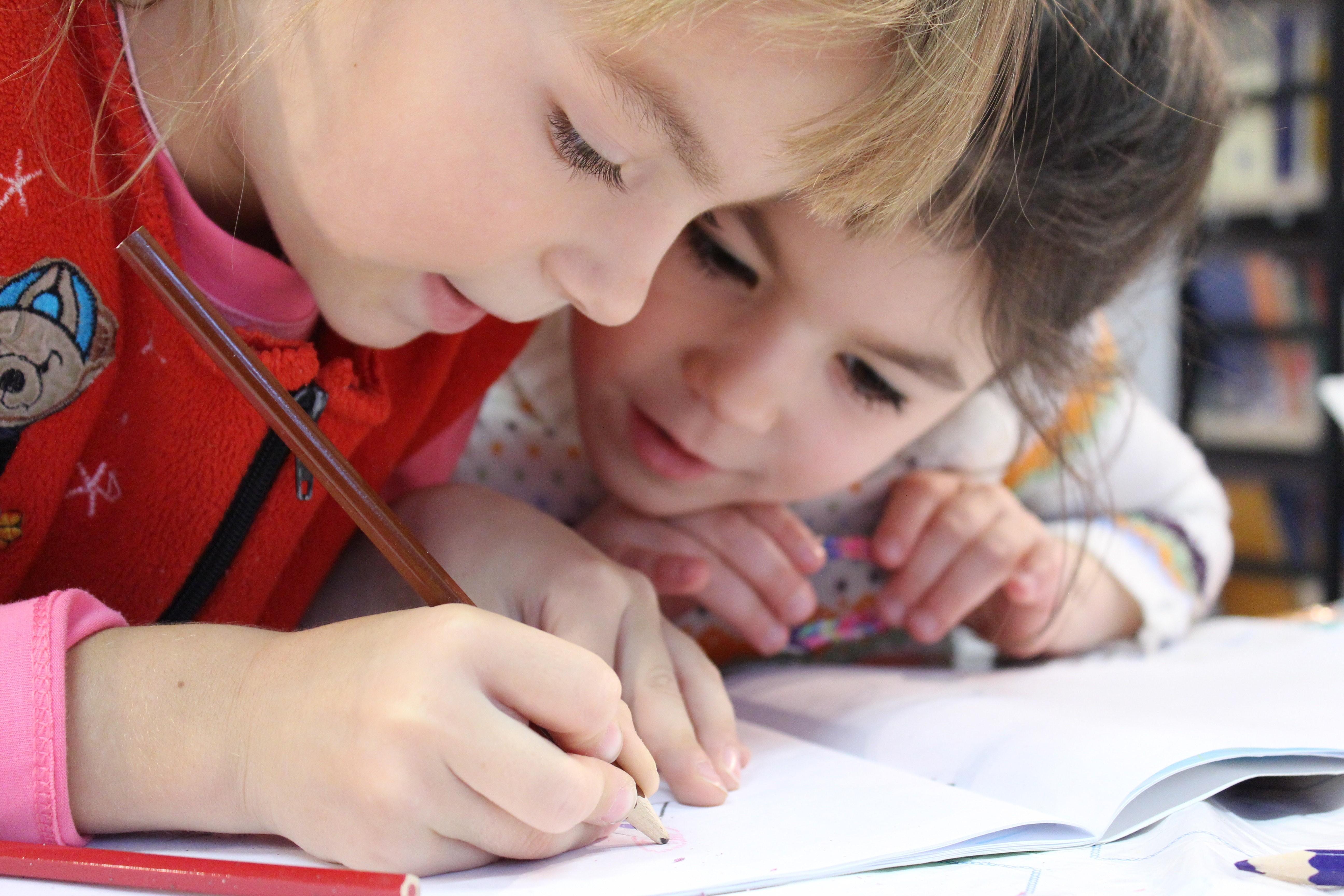 alunas aprendendo (Foto: Pexels)