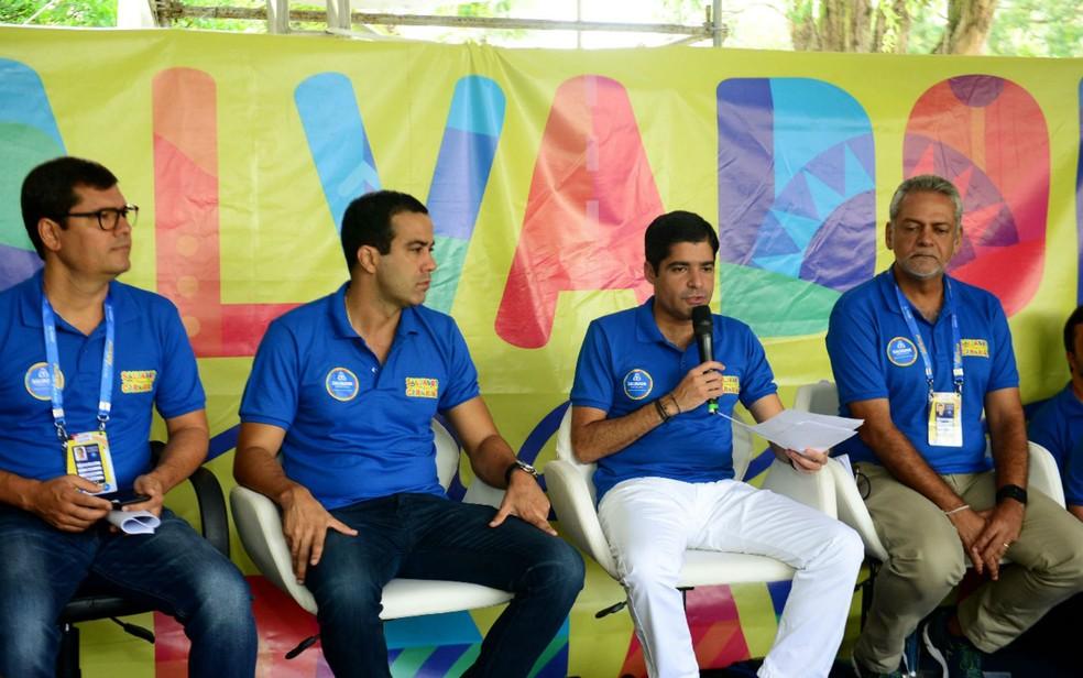 Balanço foi divulgado durante coletiva à imprensa (Foto: Divulgação)