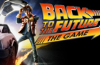 Back to the Future Episode 1: It's About Time
