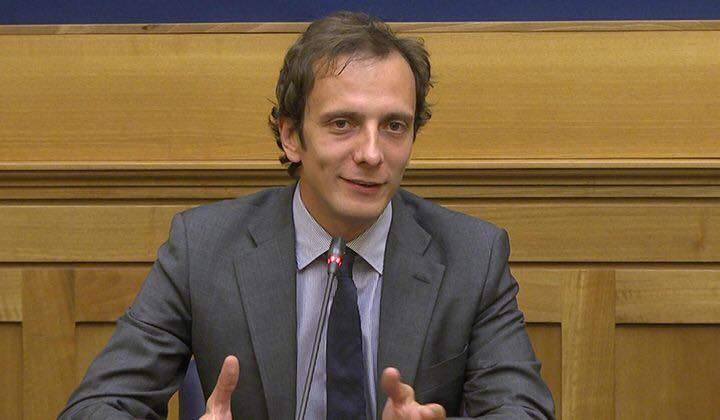 Político italiano Massimiliano Fedriga (Foto: Reprodução/Facebook Massimiliano Fedriga)
