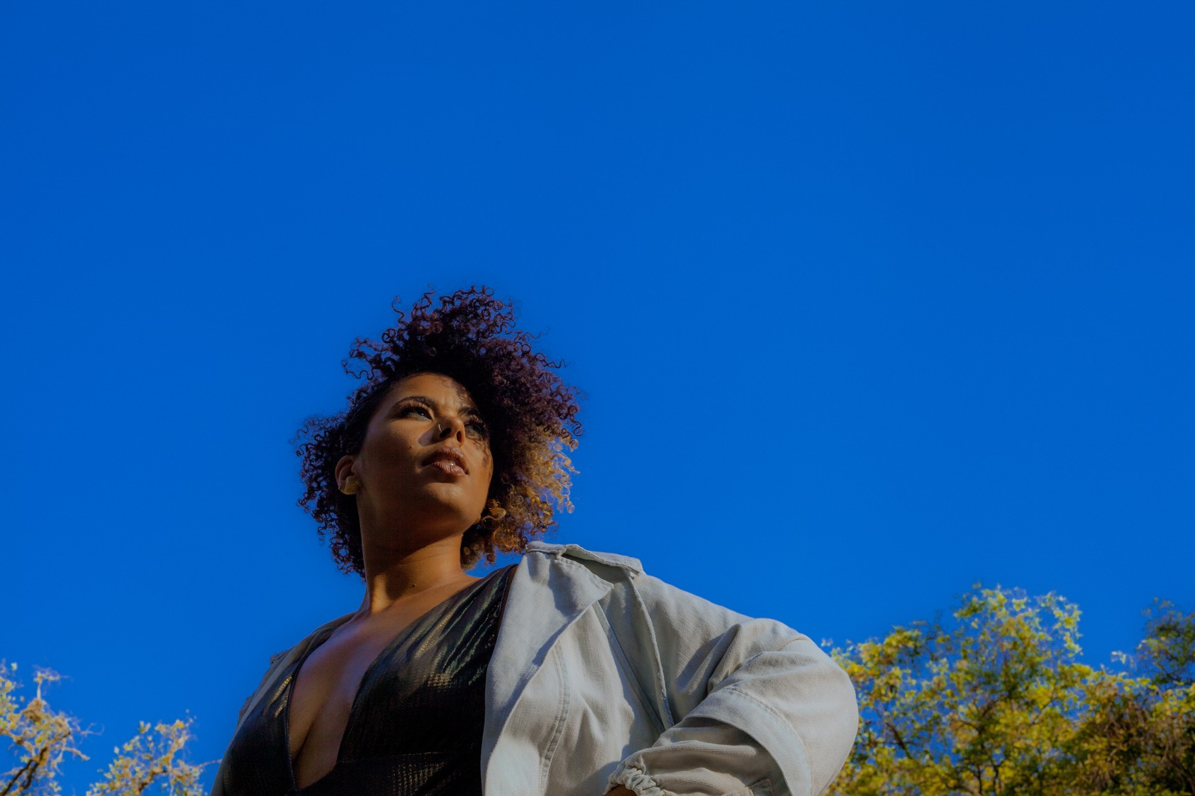A cantora, compositora e ativista Doralyce (Foto: Humberto Giancristofaro)