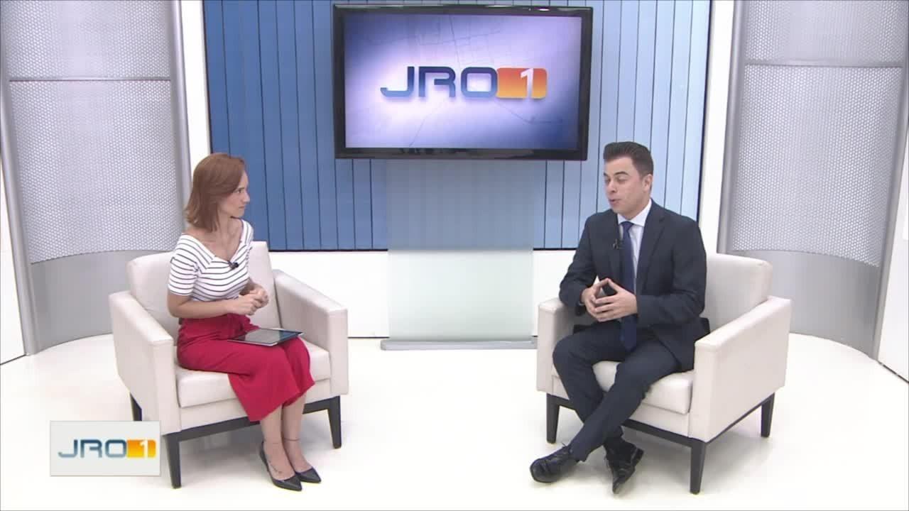 VÍDEOS: Jornal de Rondônia 1ª edição de quinta-feira, 14