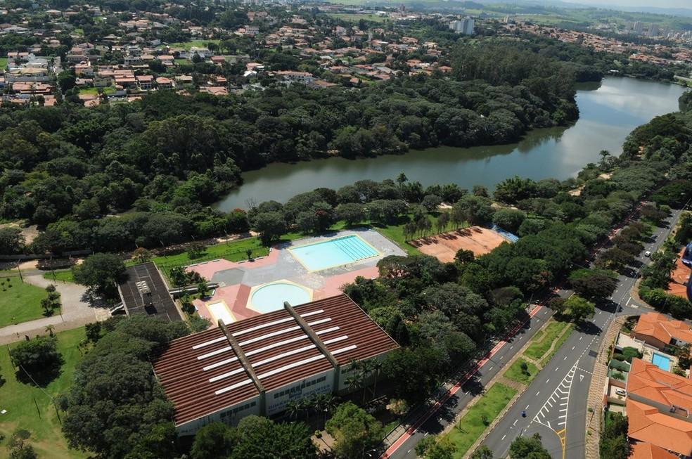 Lagoa do Taquaral será um dos principais palcos da Virada Esportiva 2017 (Foto: Rogerio Capela/PMC )
