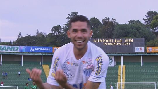 Assista aos gols de Guarani 1 x 2 Avaí pela 31ª rodada da Série B