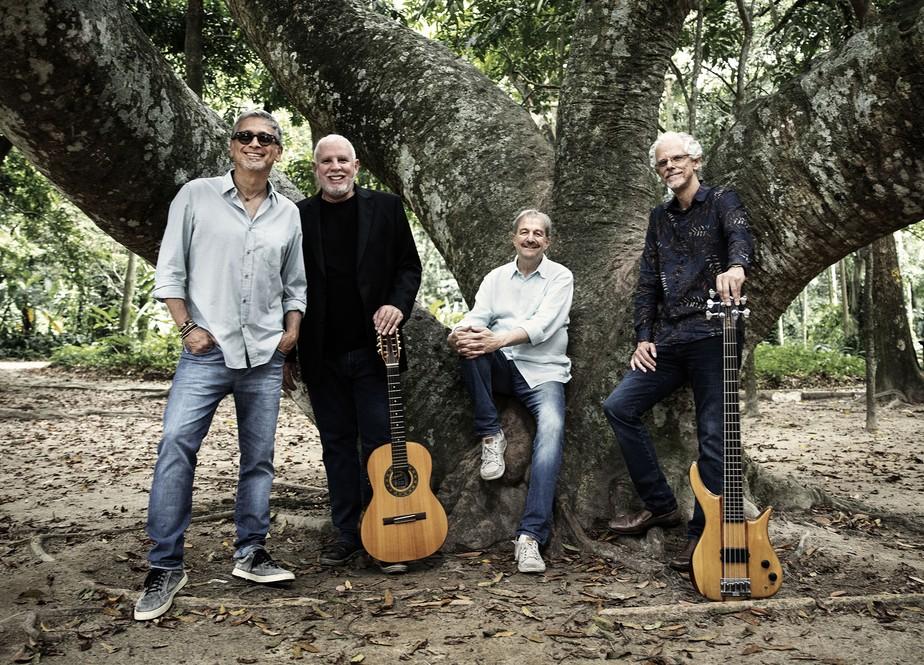 Boca Livre lança em maio 'Viola de bem querer', primeiro álbum do grupo em seis anos