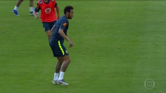 Neymar volta à seleção brasileira para disputar a sua quarta competição em casa
