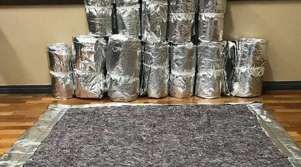 Cada cobertor da Aquece tem um certificado e um número de série (Foto: Reprodução/Facebook/Aquece)