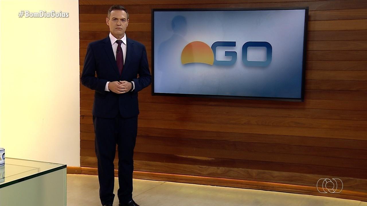 Acompanhe os destaques do Bom Dia Goiás desta quinta-feira (19)