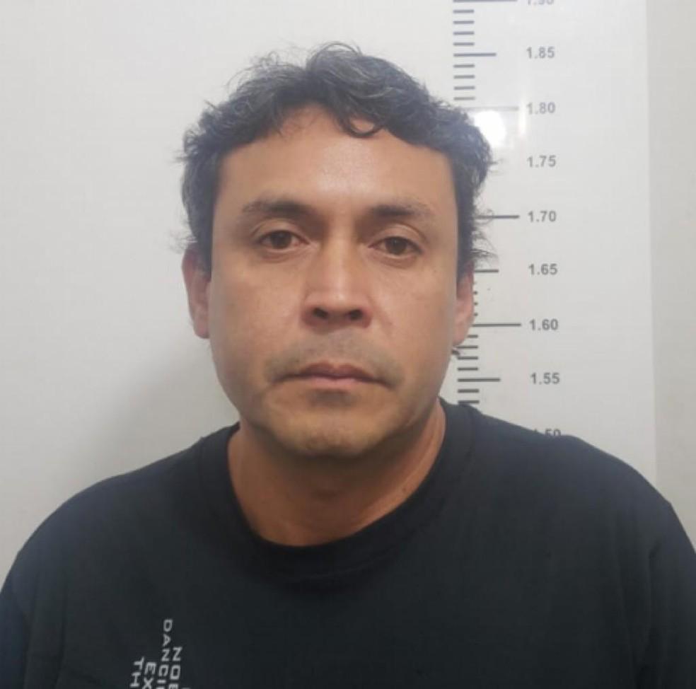 Acusado de matar homem esfaqueado é preso em Bauru — Foto: Divulgação/DIG