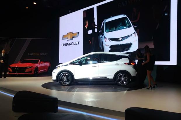 Chevrolet Salão do Automóvel (Foto: Alexandre Izo)