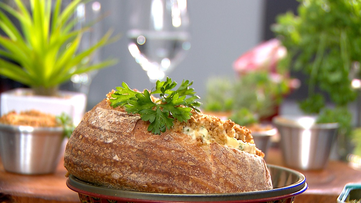 Aprenda a receita de gratinado de bacalhau no Chef JPB