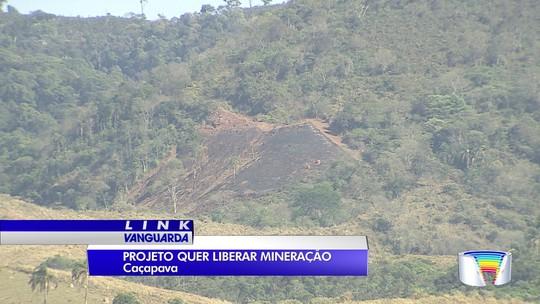 Projeto que permite atividade mineradora causa polêmica em Caçapava