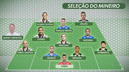 Troféu Globo Minas premia destaques e marca encerramento do Mineiro 2018
