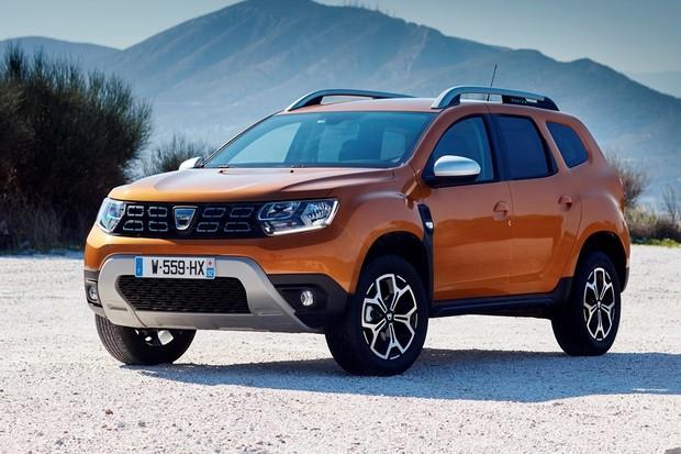Para Reduzir Emissões E Consumo Dacia Duster Troca Motor