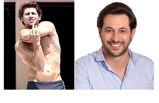 """Emanuel Milchevski, do """"BBB"""" 9, entrou no reality após a Casa de Vidro. Em 2020, concorreu a vereador em Santa Catarina (Foto: Reprodução)"""