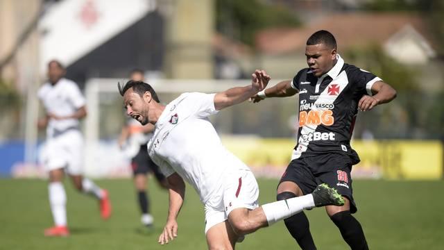 Fluminense perdeu todas para o Vasco em 2019