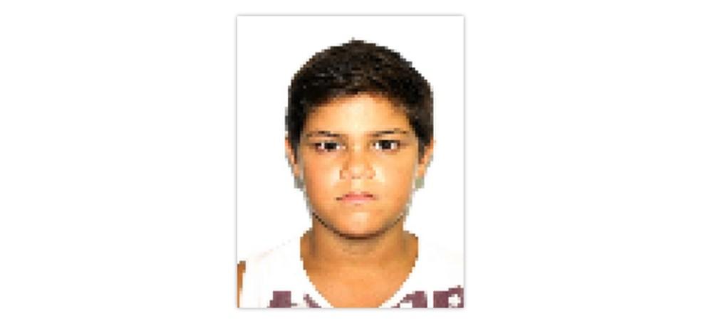 Caio da Silva Figueiredo, morto em operação no Jacarezinho — Foto: Reprodução