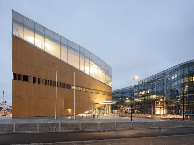 City of Helsinki 20181203 Helsinki Central Library Oodi (Foto: ©2018 Tuomas Uusheimo: www.uush)