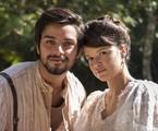 'Orgulho e paixão': Rodrigo Simas e Agatha Moreira são Ernesto e Ema | Globo/Estevam Avellar