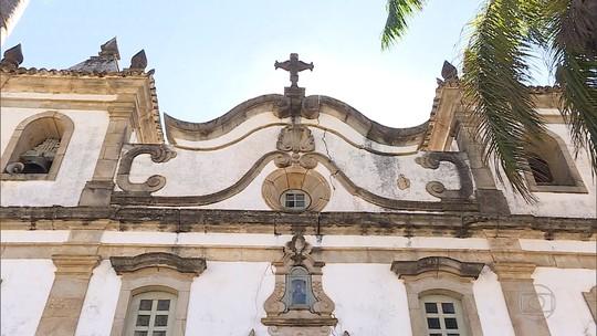 Iphan anuncia verba para obras emergenciais em igreja interditada de Ouro Preto