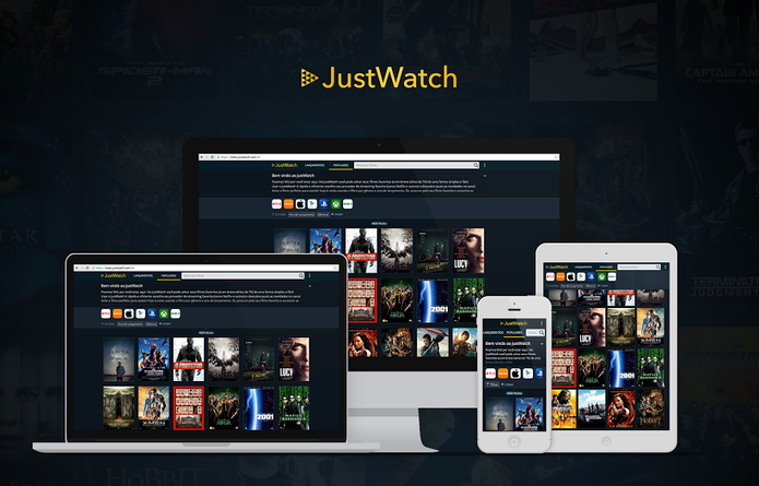 JustWatch (Foto: Divulga??o/JustWatch)
