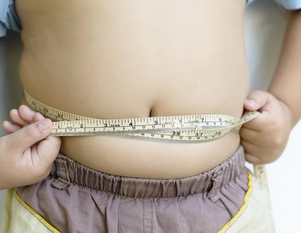 Obesidade (Foto: Thinkstock)
