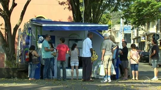 TV TEM realiza blitz da TV digital em Mairinque