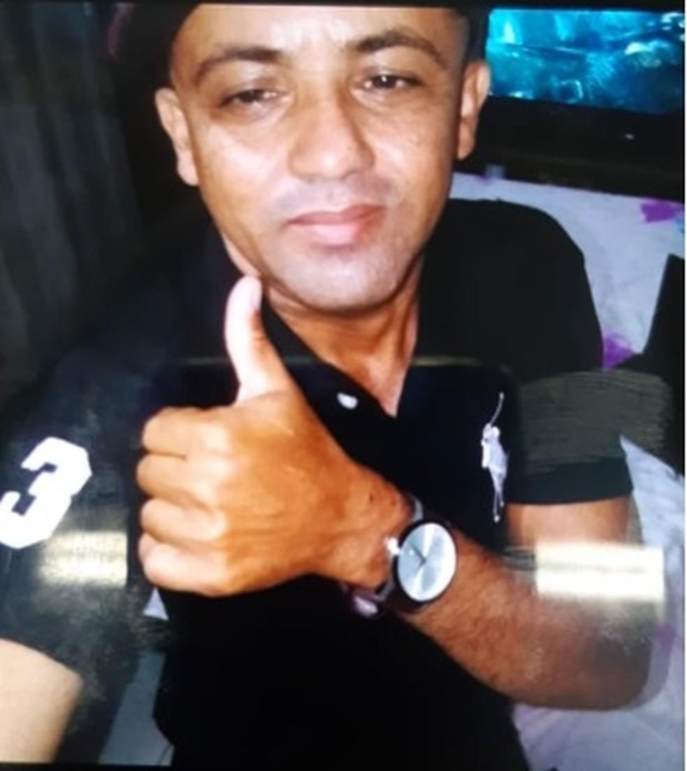 Agricultor é encontrado morto com cinto no pescoço dentro de motel no interior do Ceará — Foto: Arquivo Pessoal