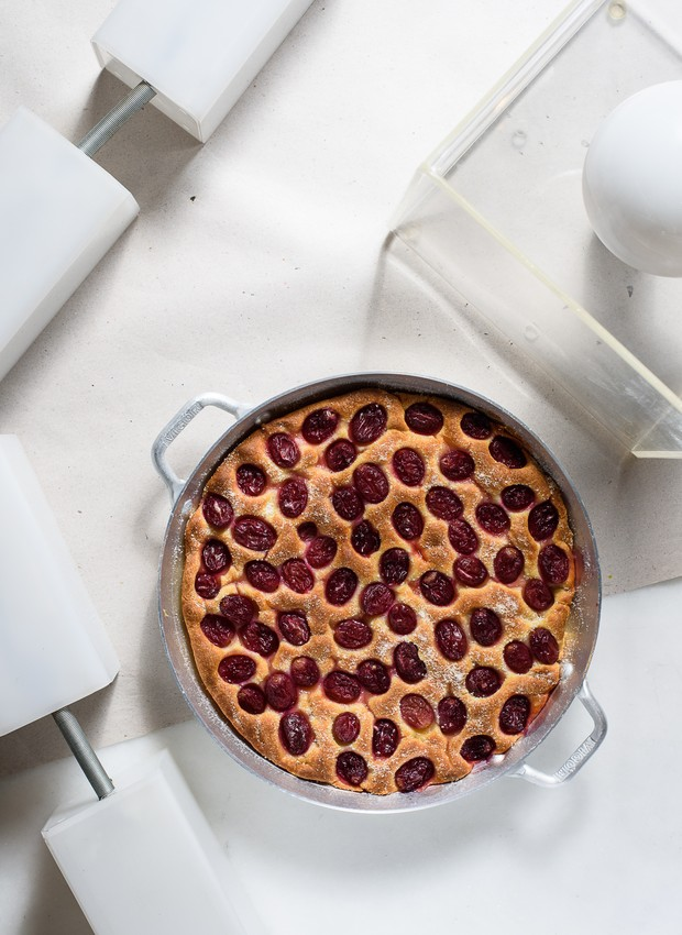 Schiacciatta de uvas (Foto: divulgação )