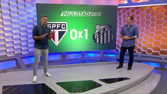Caio diz que São Paulo evolui, mas critica substituições de Dorival