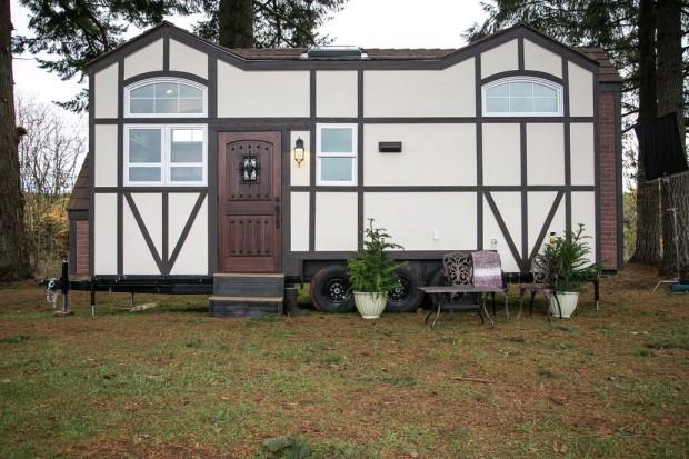 Tiny House de 20m² no estado de Oregon, nos EUA (Foto: Divulgação)