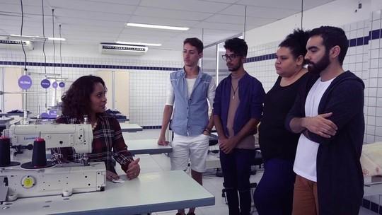 Confira a semifinal do 'Inventando Moda'; vídeo