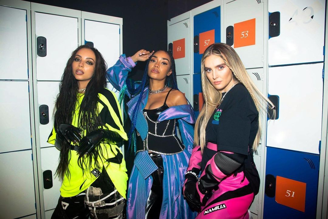 Jade Thirlwall, Leigh-Anne Pinnock e Perrie Edwards compõem o grupo Little Mix (Foto: Divulgação)