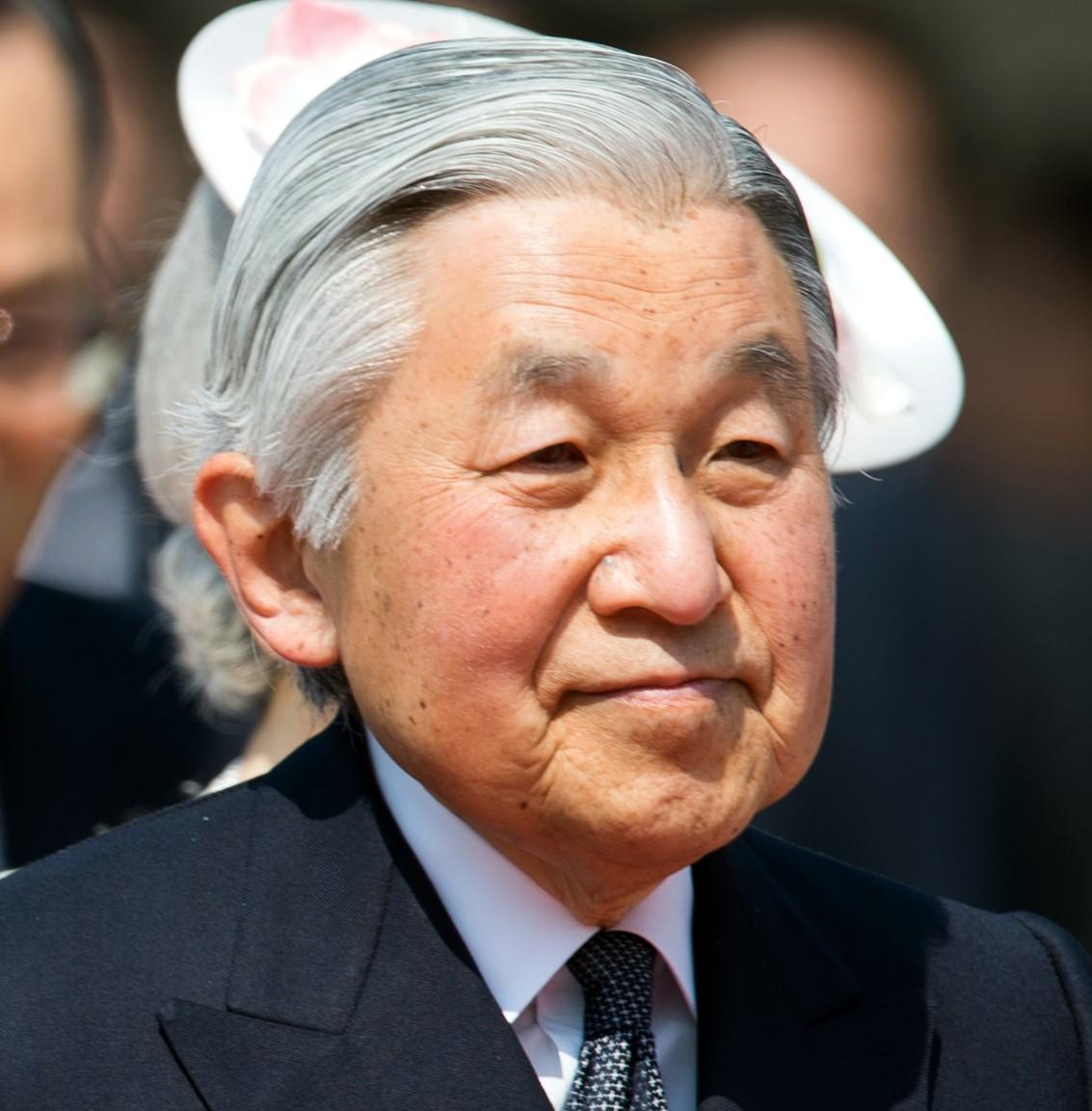 Antes de ascender ao trono do Japão, imperador já realizava pesquisas científicas (Foto: Wikimedia/State Department/William Ng)
