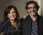 Angela Chaves e Carlos Araújo | Mauricio Fidalgo/ TV Globo