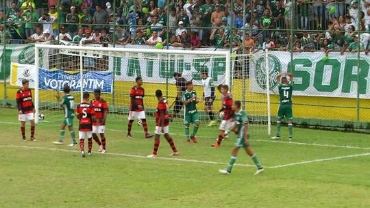 É campeão! Flamengo bate Palmeiras e conquista título da Copa Brasil sub-15