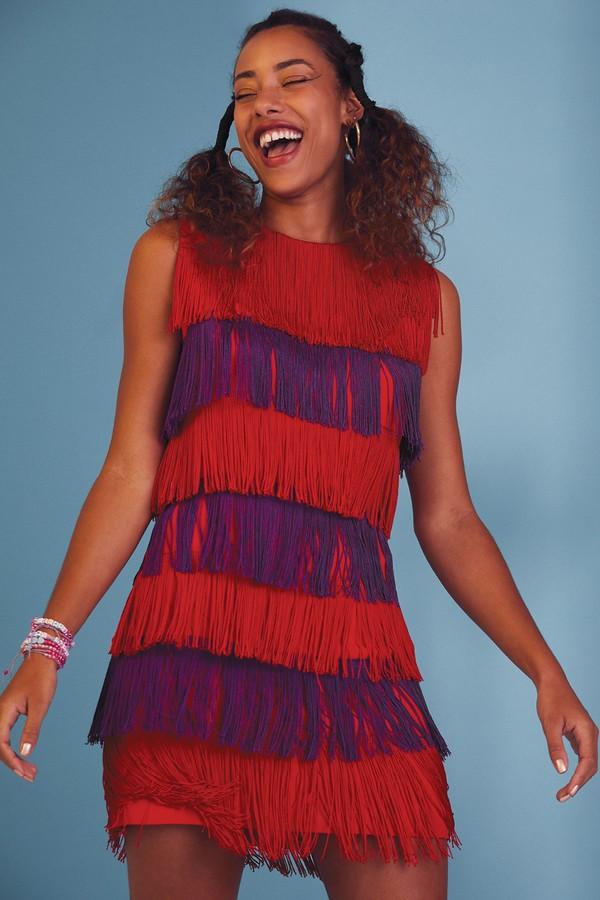 Yara Charry, para editorial da Glamour de dezembro (Foto: Layla Motta)