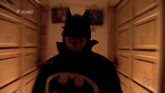 O É Bem Mato Grosso apresenta o Batman Cuiabano