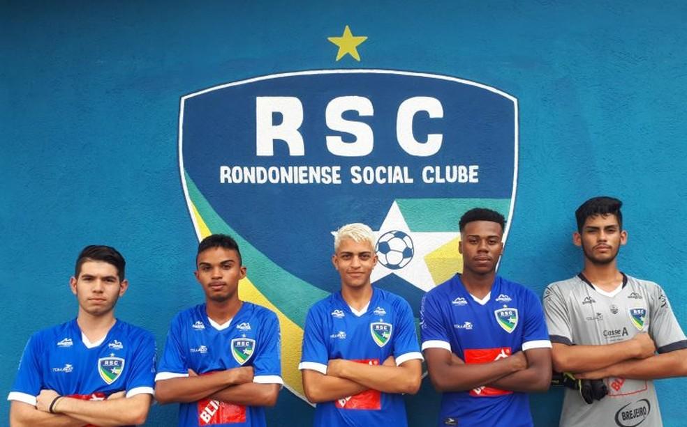 Rondoniense Social Clube anuncia cinco jogadores como apostas para ... c05d516549f42