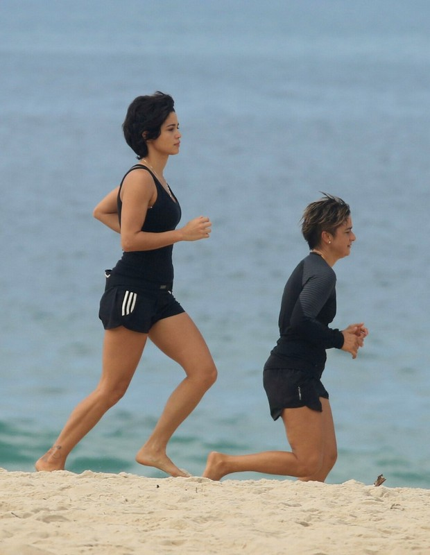 Nanda Costa e  Lan Lanh (Foto: J C. Pereira/AgNews)