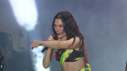"""Jessie J canta """"Domino"""" no Rock in Rio"""