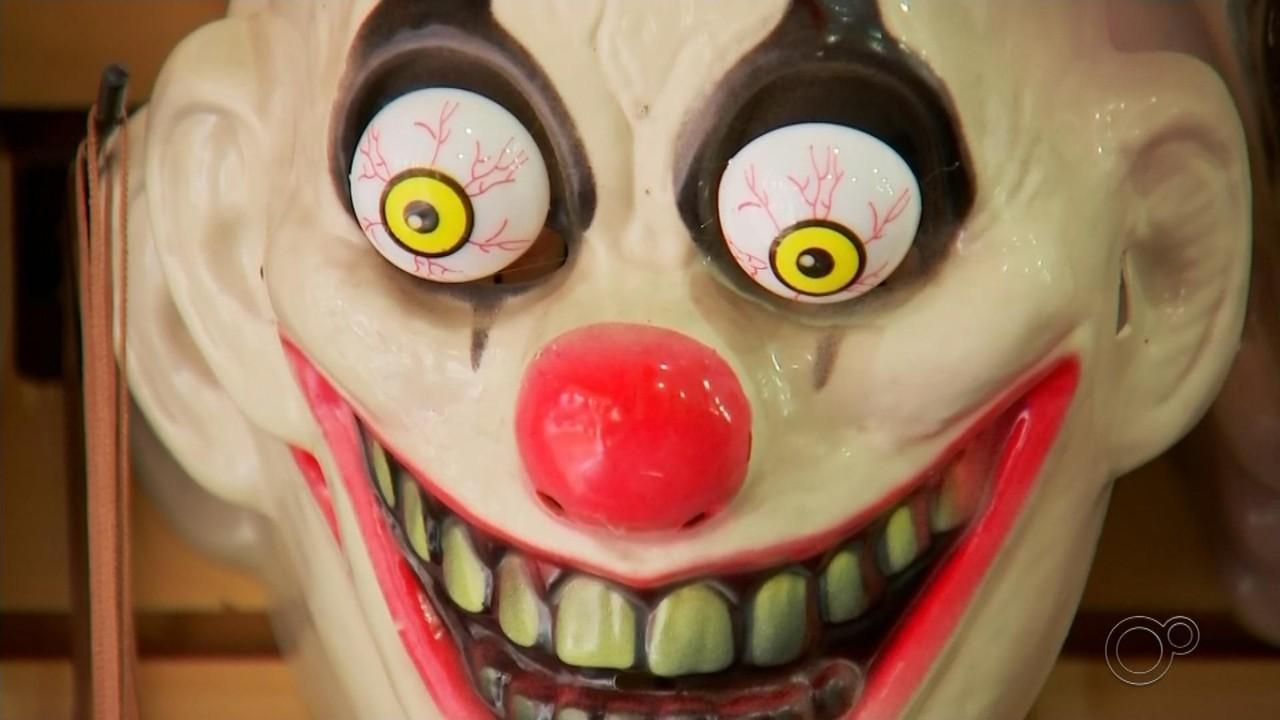 Lojistas comemoram aumento das vendas para as festas de Halloween