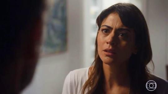 Helena leva tiro para salvar Laila! Fique por dentro dos próximos capítulos de 'Órfãos da Terra'