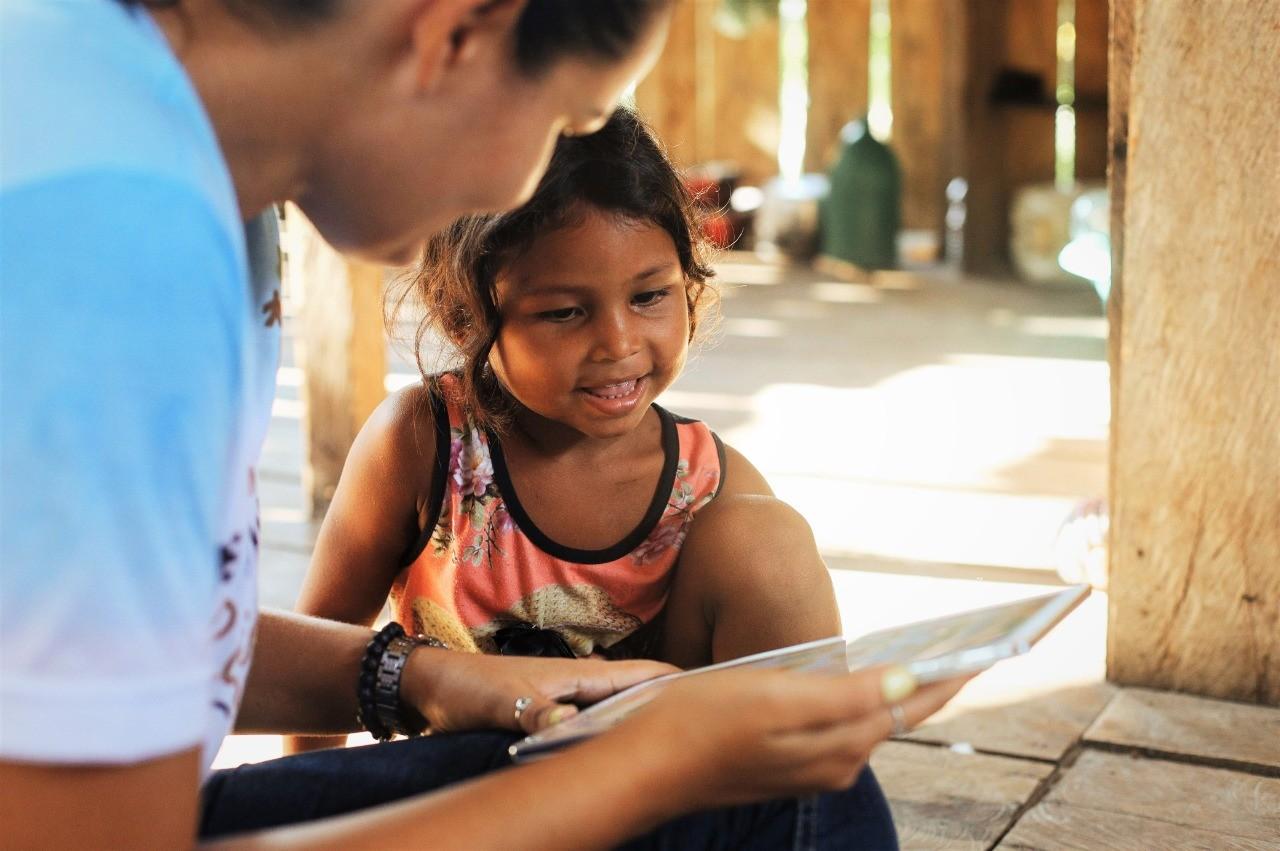 Desenvolvido no AM, programa voltado a crianças ribeirinhas concorre a prêmio nacional - Notícias - Plantão Diário